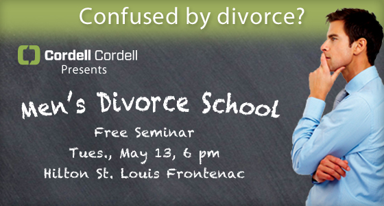 Cordell & Cordell Men's Divorce School.