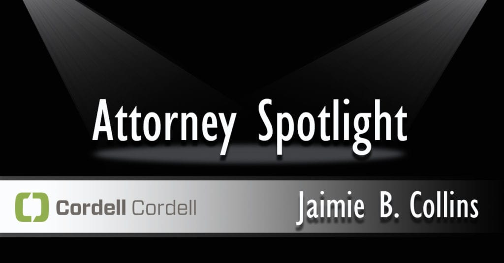 Attorney Spotlight Jaimie B. Collins