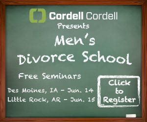 Men's Divorce School
